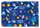 Space Gift Wrap