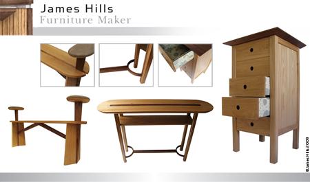 James Hills flyer
