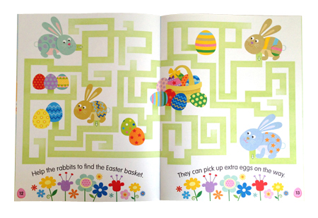 Easter maze pg pic