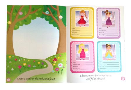 Princess id card pg pic
