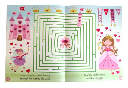 Princess maze pg pic