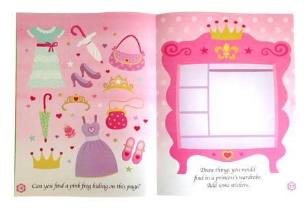 Princess wardrobe pg pic