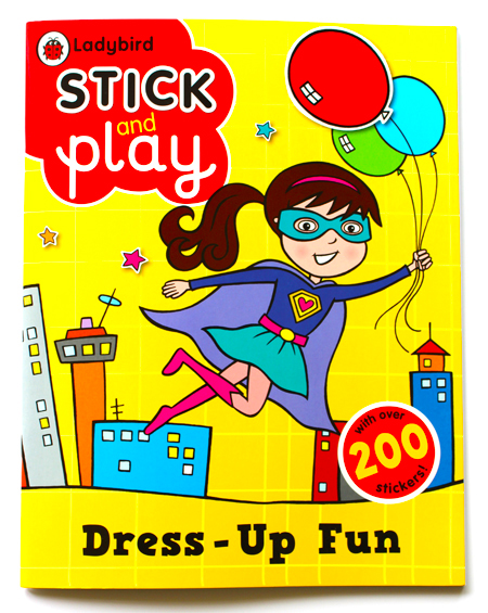 Dress-Up fun cover
