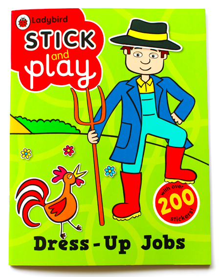 Dress-Up jobs cover