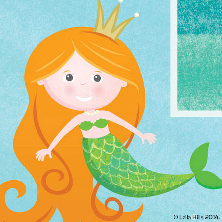 Girl Mermaid