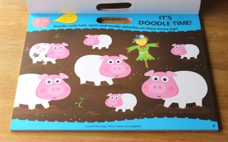 DDS doodle pigs