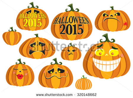stock-vector-halloween-pumpkins-320148662